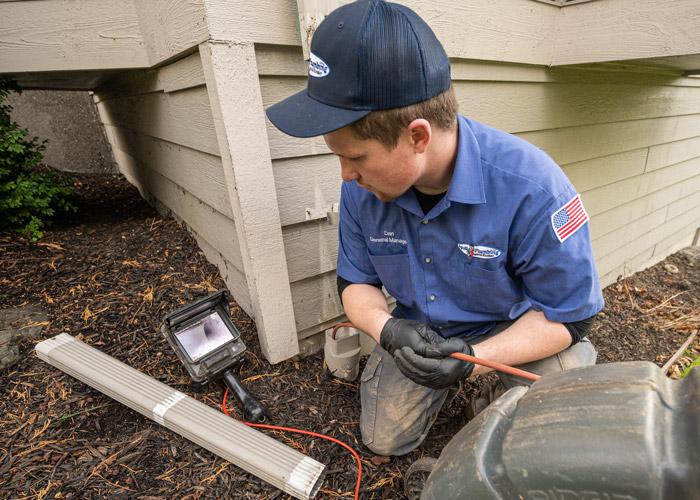 Plumbing Video Inspections Everett WA