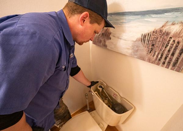 Toilet Installation and Repair Everett WA