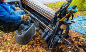Trenchless Water Line Replacement Everett