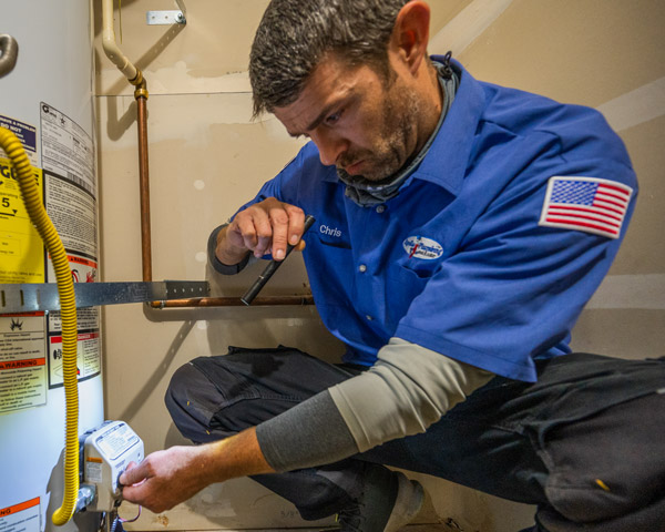 Water Heater Replacement Installation - Everett WA