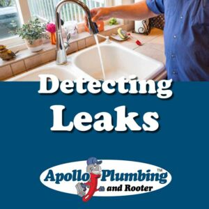 Detecting Leaks Early Can Prevent Major Problems